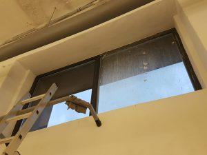 služba Interiérové umývanie okien